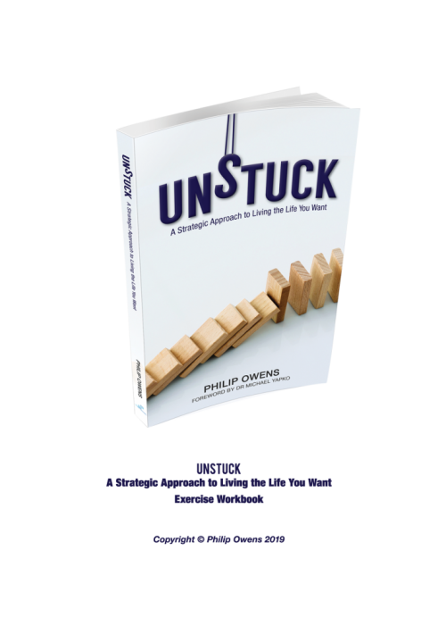 CH UNSTUCK Workbook Hero
