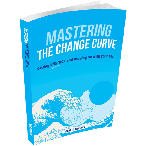 Mastering The Change Curve Book - Philip Owens